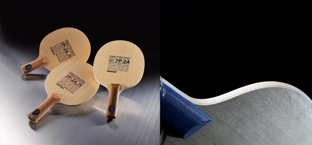 卓球ラケット7p-2a